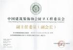 中国建筑装饰协会副会长单位
