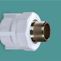 供应PPR外丝直接/PPR管件生产批发