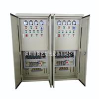 供应舞艺120KW配电箱/定时型双开门配电柜