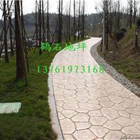 供应内蒙古压模地坪材料古典地坪施工