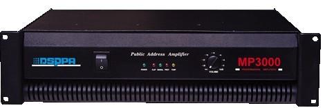 供应迪士普 DSPPA-MP4000 纯后级广播功放