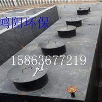 wsz-3地埋式一体化校园污水处理设备 保定
