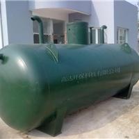 餐饮一体化污水处理设备,餐饮污水的治理