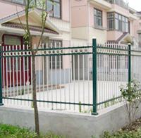 烟台围墙护栏、锌钢厂房护栏、烟台小区护栏