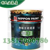 立邦漆墙面卫士-净味全能底漆 环保底漆15L