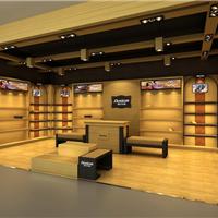 上海展柜制作 服装展柜 服装道具设计制作