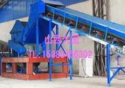 供应桂林小型油漆桶破碎机1小时产量有多少