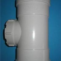 供应PVC立管检查口-排水PVC管件