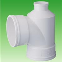 供应PVC瓶型三通-PVC瓶口三通