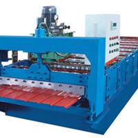 供应彩钢墙面板成型机910型全自动压瓦机