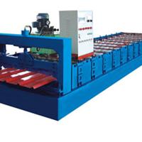 供应河北昌博900型彩钢压瓦机