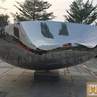 福州最新款室外不锈钢异形件造型摆件订制