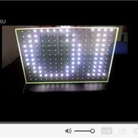 供应美国PolyDigitTM  LED玻璃显示屏