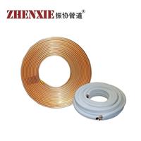 供应北京/天津铜水管  覆塑铜管