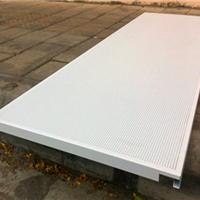 上海大众4S店微孔镀锌钢板吊顶