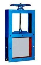 供应聊城DN300圆口电动插板阀发货过程