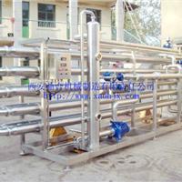 供应果浆加热灭酶加热器-果浆酶解预热器