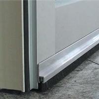 供应优质耐磨防尘条刷 铝合金底座条形刷