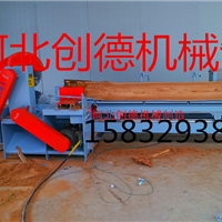 供应高精度方木圆木推台锯厂家型号价格
