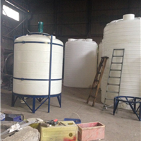 供应塑料PE锥底容器 塑料PE材质容器