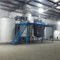 供应水泥添加剂合成设备、外加剂复配设备