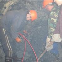 较先进的地下铜矿开采机械替代爆破