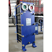 供应德孚DFM6-15拉丝油冷却器