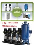 供应沈阳ZWX(I)差量补偿箱式无负压供水设备