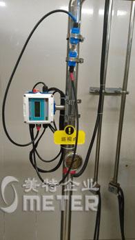 供应纯水流速仪、超纯水流速仪、管道流速仪