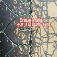 水库泄洪格宾网垫、覆塑格宾网箱斜坡加固