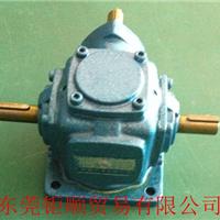 供应台湾嵘钢十字转向器齿轮箱印刷包装机