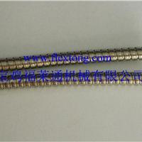 供应双扣不锈钢软管 不锈钢穿线软管