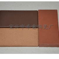 供应200*100*40陶土砖、机压砖