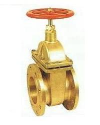 供应Z45W-10T黄铜法兰闸阀