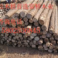 供应江苏松木桩