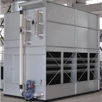 闭式复合流冷却塔