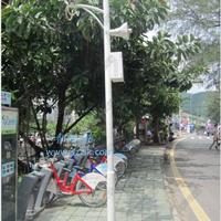 深圳3米4米监控立杆