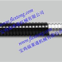 供应单勾不锈钢软管 不锈钢包塑软管