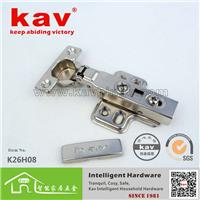无锡不锈钢阻尼铰链厂家 地柜液压铰链 凯威