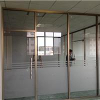 供应玻璃隔墙,办公区隔间,办公室隔断装饰