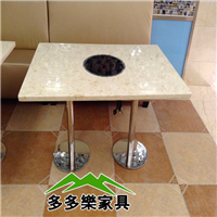 佛山专供人造大理石桌面 台面 来图定做