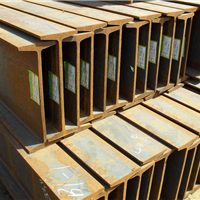 供应扬州H型钢现货总代理主营马钢莱钢