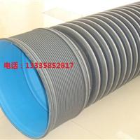 乐清HDPE双壁波纹管/DN600规格厂家