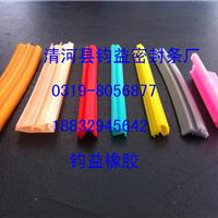 LED灯用耐高温硅橡胶条