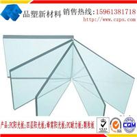 供应济南PC阳光板雨棚PC耐力板