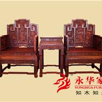 供应广东紫檀红木沙发家具@番禺红木