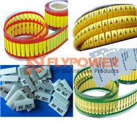 热缩线缆标识套管 电线电缆标识专用热缩管