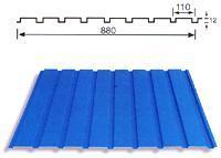 供应彩钢压型板彩钢板彩钢压型板直销厂家