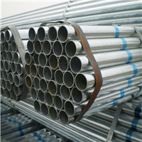 武钢热镀锌直缝焊接钢管
