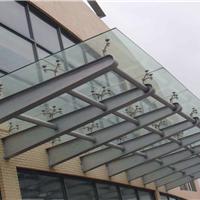 供应广州钢结构雨棚工程